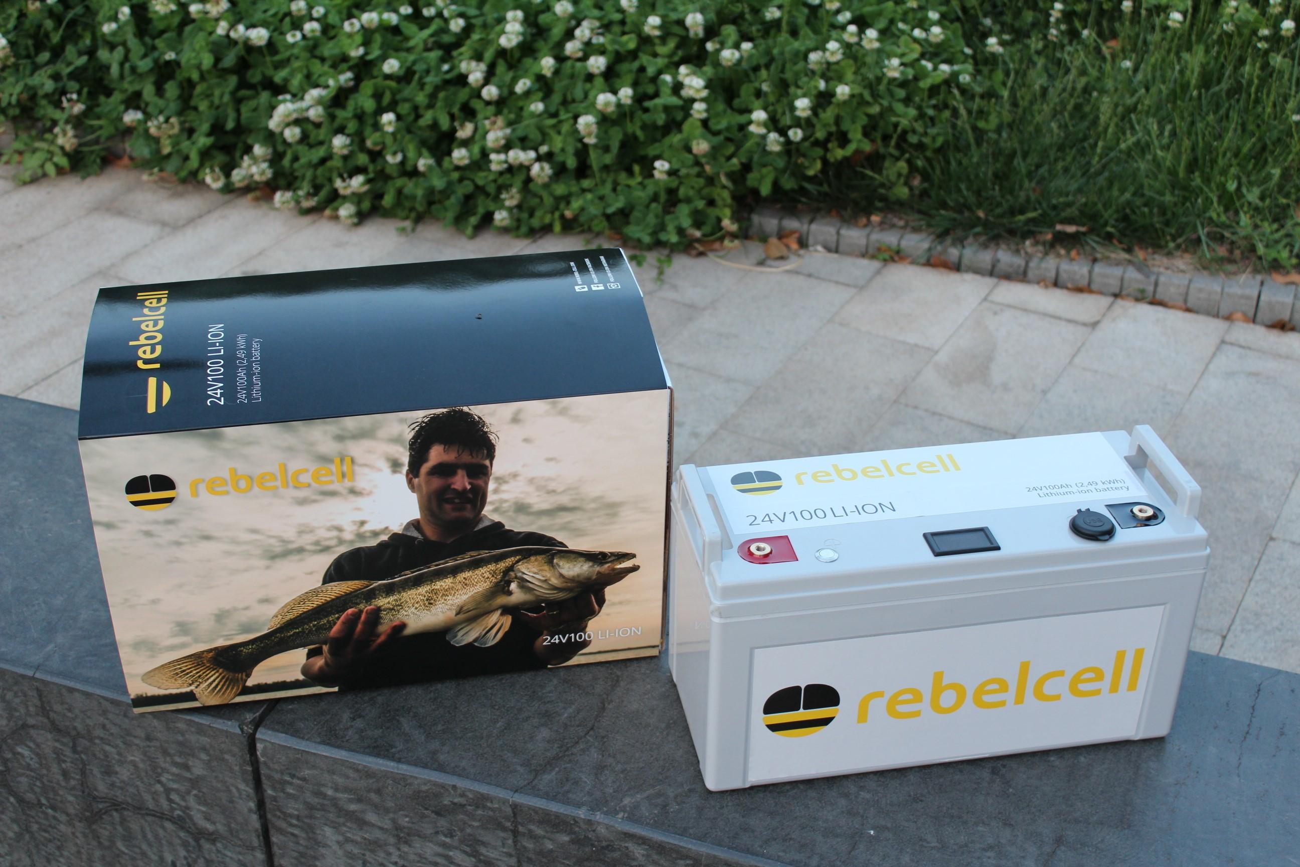 Rebelcell-24V100