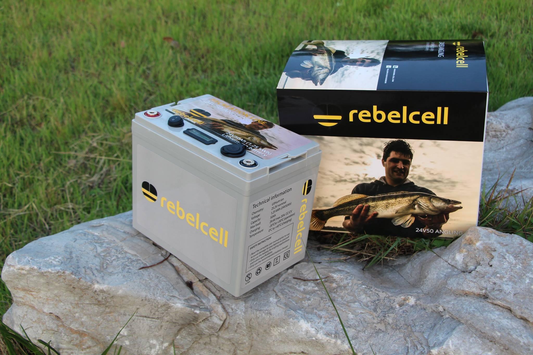 Rebelcell-24v105